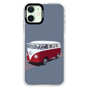 Silikonové pouzdro Bumper iSaprio - VW Bus na mobil Apple iPhone 12 Mini