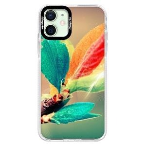 Silikonové pouzdro Bumper iSaprio - Autumn 02 na mobil Apple iPhone 12 Mini