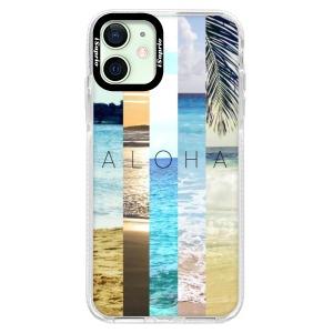 Silikonové pouzdro Bumper iSaprio - Aloha 02 na mobil Apple iPhone 12 Mini