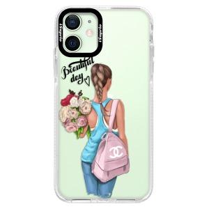 Silikonové pouzdro Bumper iSaprio - Beautiful Day na mobil Apple iPhone 12 Mini
