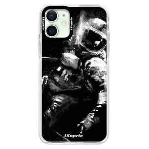 Silikonové pouzdro Bumper iSaprio - Astronaut 02 na mobil Apple iPhone 12