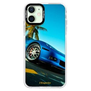 Silikonové pouzdro Bumper iSaprio - Car 10 na mobil Apple iPhone 12