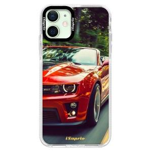 Silikonové pouzdro Bumper iSaprio - Chevrolet 02 na mobil Apple iPhone 12