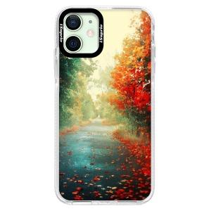 Silikonové pouzdro Bumper iSaprio - Autumn 03 na mobil Apple iPhone 12