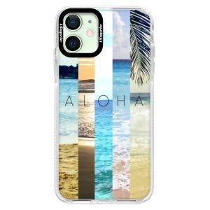 Silikonové pouzdro Bumper iSaprio - Aloha 02 na mobil Apple iPhone 12
