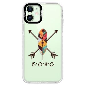 Silikonové pouzdro Bumper iSaprio - BOHO na mobil Apple iPhone 12