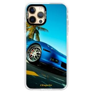 Silikonové pouzdro Bumper iSaprio - Car 10 na mobil Apple iPhone 12 Pro