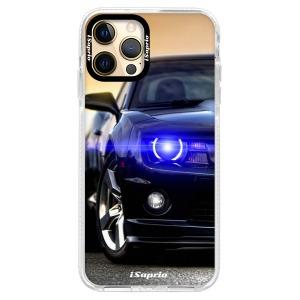 Silikonové pouzdro Bumper iSaprio - Chevrolet 01 na mobil Apple iPhone 12 Pro