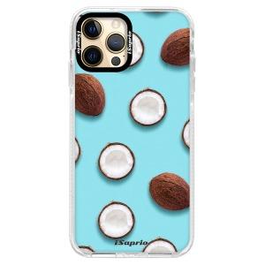 Silikonové pouzdro Bumper iSaprio - Coconut 01 na mobil Apple iPhone 12 Pro