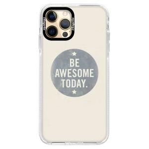 Silikonové pouzdro Bumper iSaprio - Awesome 02 na mobil Apple iPhone 12 Pro