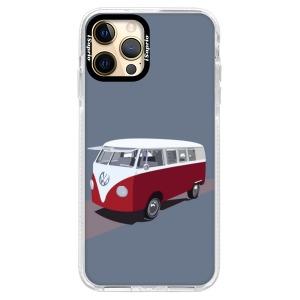 Silikonové pouzdro Bumper iSaprio - VW Bus na mobil Apple iPhone 12 Pro