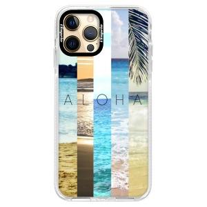 Silikonové pouzdro Bumper iSaprio - Aloha 02 na mobil Apple iPhone 12 Pro