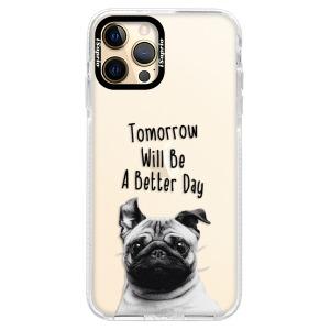 Silikonové pouzdro Bumper iSaprio - Better Day 01 na mobil Apple iPhone 12 Pro