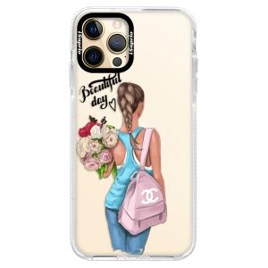Silikonové pouzdro Bumper iSaprio - Beautiful Day na mobil Apple iPhone 12 Pro