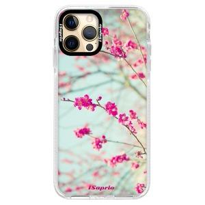 Silikonové pouzdro Bumper iSaprio - Blossom 01 na mobil Apple iPhone 12 Pro Max