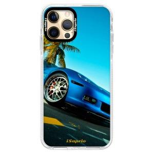 Silikonové pouzdro Bumper iSaprio - Car 10 na mobil Apple iPhone 12 Pro Max