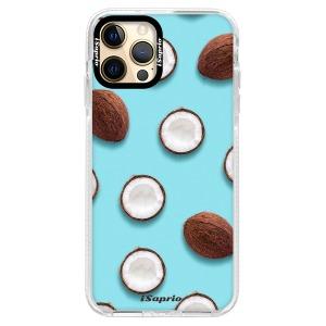 Silikonové pouzdro Bumper iSaprio - Coconut 01 na mobil Apple iPhone 12 Pro Max