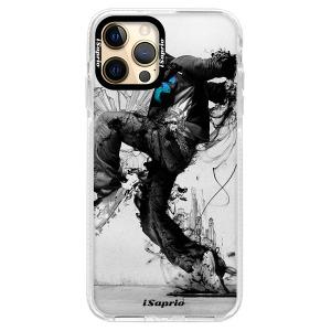 Silikonové pouzdro Bumper iSaprio - Dance 01 na mobil Apple iPhone 12 Pro Max