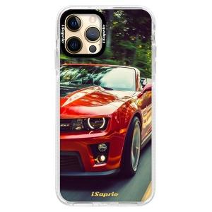 Silikonové pouzdro Bumper iSaprio - Chevrolet 02 na mobil Apple iPhone 12 Pro Max