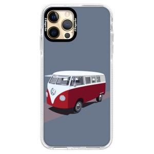 Silikonové pouzdro Bumper iSaprio - VW Bus na mobil Apple iPhone 12 Pro Max
