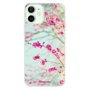Odolné silikonové pouzdro iSaprio - Blossom 01 na mobil Apple iPhone 12 Mini