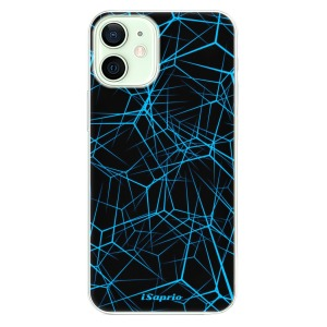 Odolné silikonové pouzdro iSaprio - Abstract Outlines 12 na mobil Apple iPhone 12 Mini