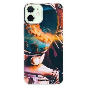 Odolné silikonové pouzdro iSaprio - Astronaut 01 na mobil Apple iPhone 12 Mini