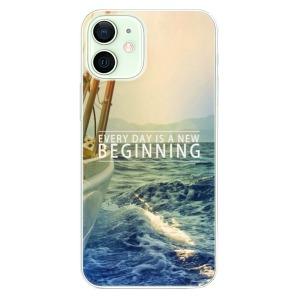 Odolné silikonové pouzdro iSaprio - Beginning na mobil Apple iPhone 12 Mini