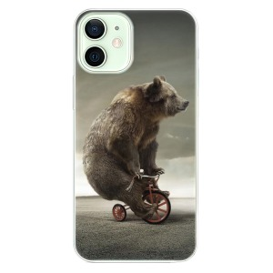 Odolné silikonové pouzdro iSaprio - Bear 01 na mobil Apple iPhone 12 Mini