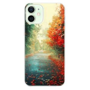 Odolné silikonové pouzdro iSaprio - Autumn 03 na mobil Apple iPhone 12 Mini