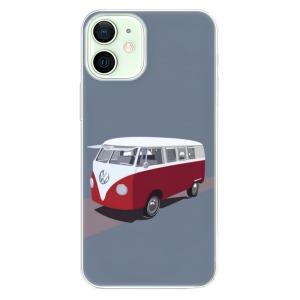 Odolné silikonové pouzdro iSaprio - VW Bus na mobil Apple iPhone 12 Mini