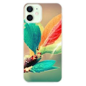 Odolné silikonové pouzdro iSaprio - Autumn 02 na mobil Apple iPhone 12 Mini