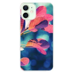 Odolné silikonové pouzdro iSaprio - Autumn 01 na mobil Apple iPhone 12 Mini