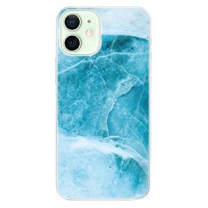 Odolné silikonové pouzdro iSaprio - Blue Marble na mobil Apple iPhone 12 Mini