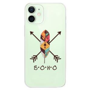 Odolné silikonové pouzdro iSaprio - BOHO na mobil Apple iPhone 12 Mini