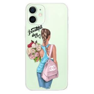 Odolné silikonové pouzdro iSaprio - Beautiful Day na mobil Apple iPhone 12 Mini