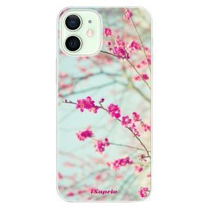 Odolné silikonové pouzdro iSaprio - Blossom 01 na mobil Apple iPhone 12
