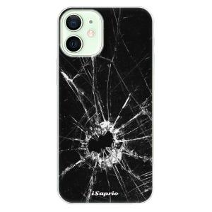 Odolné silikonové pouzdro iSaprio - Broken Glass 10 na mobil Apple iPhone 12