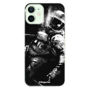 Odolné silikonové pouzdro iSaprio - Astronaut 02 na mobil Apple iPhone 12