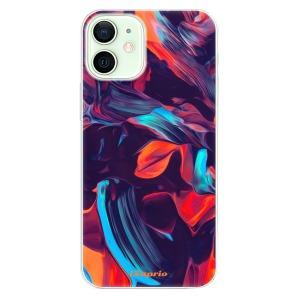 Odolné silikonové pouzdro iSaprio - Color Marble 19 na mobil Apple iPhone 12