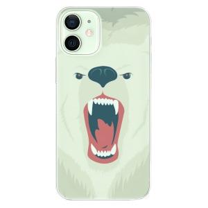 Odolné silikonové pouzdro iSaprio - Angry Bear na mobil Apple iPhone 12