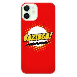 Odolné silikonové pouzdro iSaprio - Bazinga 01 na mobil Apple iPhone 12