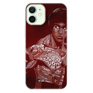 Odolné silikonové pouzdro iSaprio - Bruce Lee na mobil Apple iPhone 12