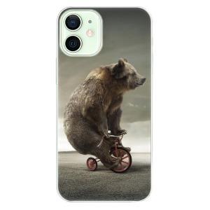 Odolné silikonové pouzdro iSaprio - Bear 01 na mobil Apple iPhone 12 / 12 Pro  - poslední kousek za tuto cenu
