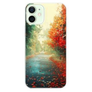 Odolné silikonové pouzdro iSaprio - Autumn 03 na mobil Apple iPhone 12
