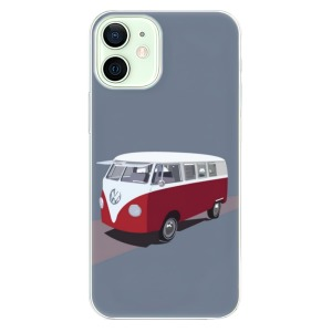 Odolné silikonové pouzdro iSaprio - VW Bus na mobil Apple iPhone 12