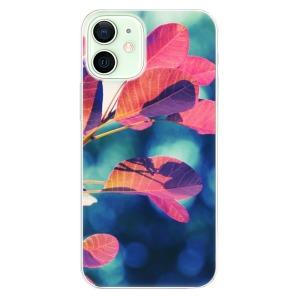 Odolné silikonové pouzdro iSaprio - Autumn 01 na mobil Apple iPhone 12