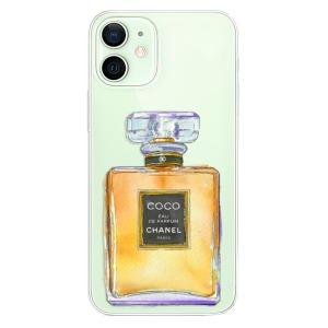 Odolné silikonové pouzdro iSaprio - Chanel Gold na mobil Apple iPhone 12