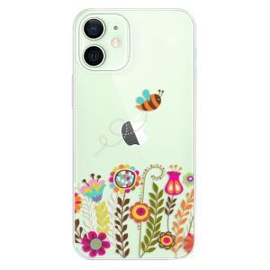 Odolné silikonové pouzdro iSaprio - Bee 01 na mobil Apple iPhone 12