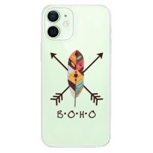 Odolné silikonové pouzdro iSaprio - BOHO na mobil Apple iPhone 12
